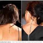 Why Celebs Laser-Remove Their Ink